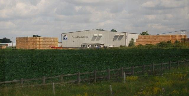 Preva Produce, Snetterton