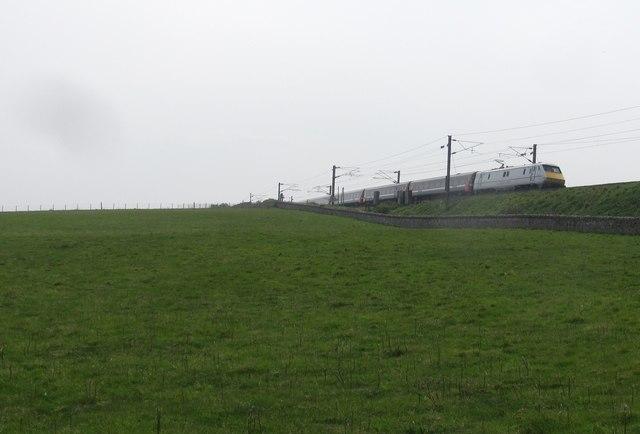 East Coast Main Line, Lamberton