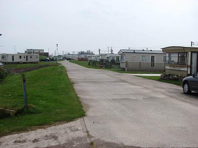 Marshall Meadows caravan site