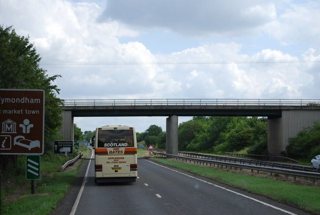 Silver Street Bridge, A11