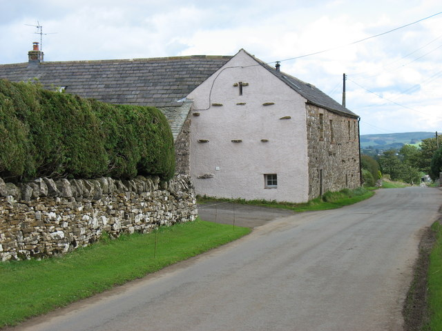 Bells Farm, Berrier
