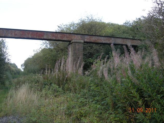 Aqueduct near Little Horwood