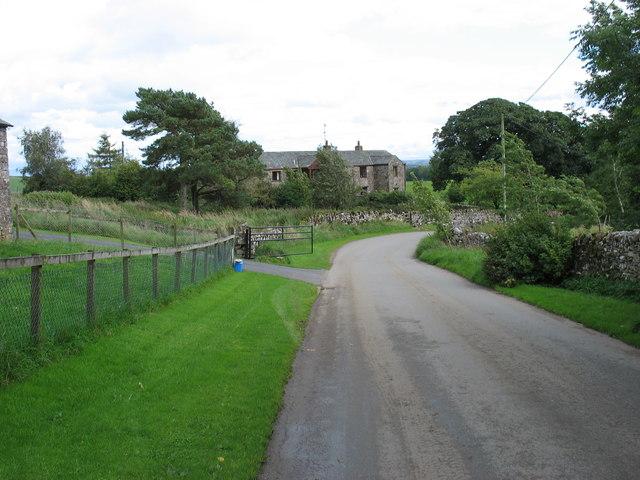 Cape House, Berrier