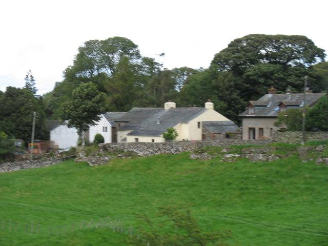 In Penruddock village