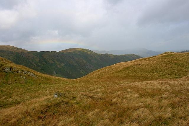 Rainbow over High Dodd