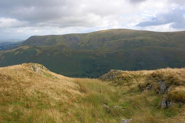 Loadpot Hill from Beda Head