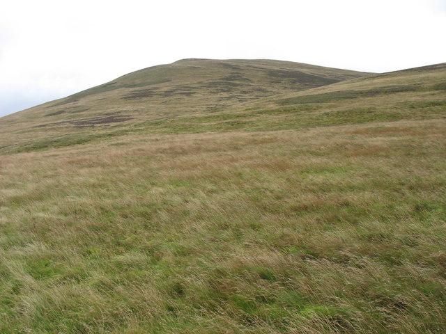 The slopes of Bakestall