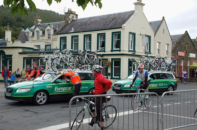 2011 Tour of Britain, Peebles