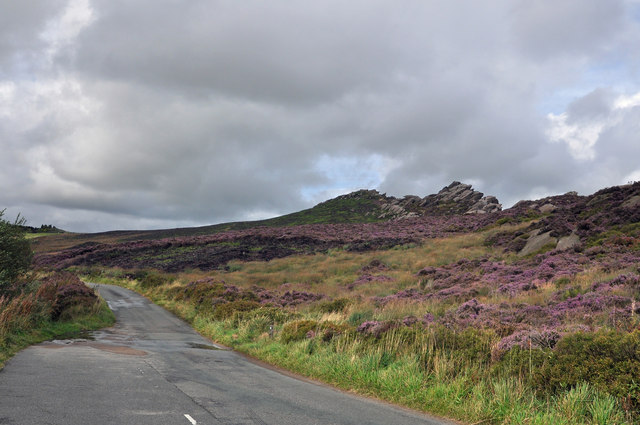 Ramshaw Rocks - Blackshaw Moor