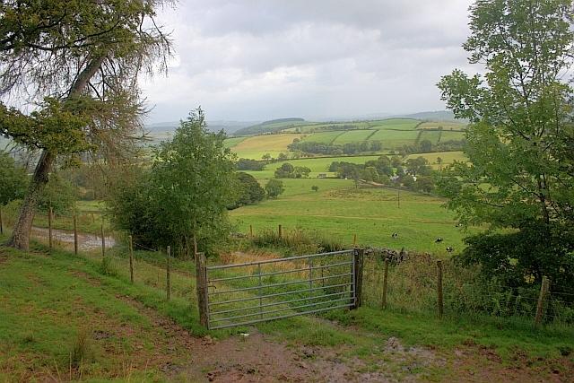 Gate, Access to Little Mell Fell