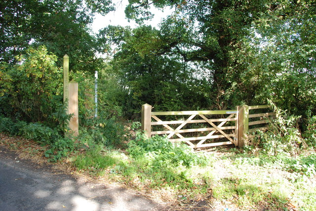 Public Bridleway to Featherstone