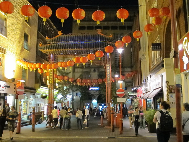 Image result for chinatown london