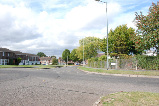 Legs Lane from Northycote Lane, Fordhouses