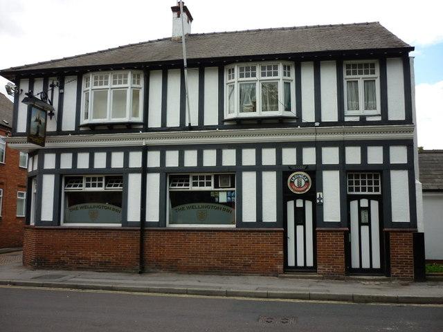 The Wellington Inn on Russell Street, Hull