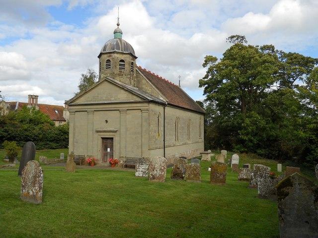 Birdingbury-Saint Leonard's Church
