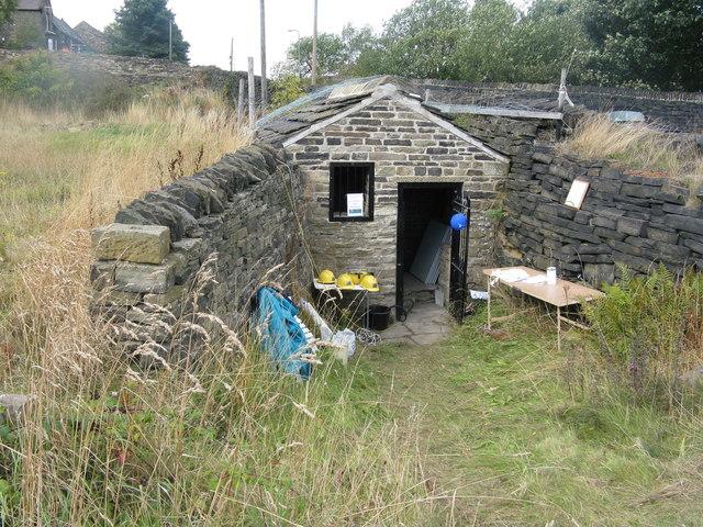 Green Moor Pump House