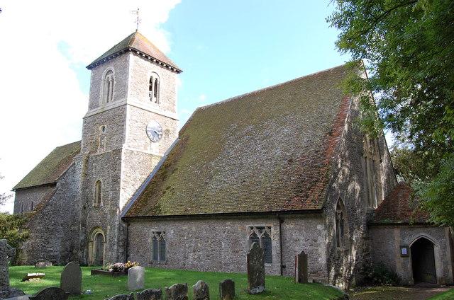 All Saint's Church, Icklesham