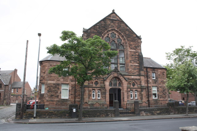 Baptist Church, Aglionby Street