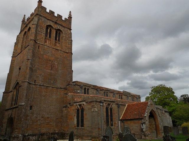 Leamington Hastings-All Saints Church