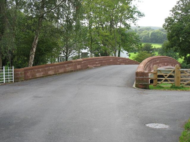 Lorton Low Bridge