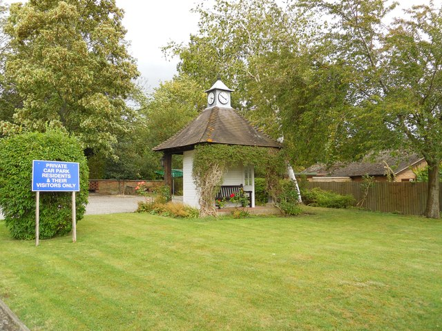 Leamington Hastings Almshouses