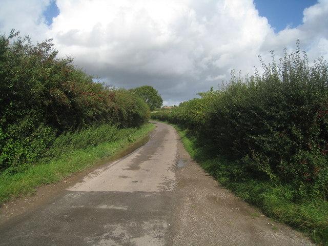 Lower Baybridge Lane