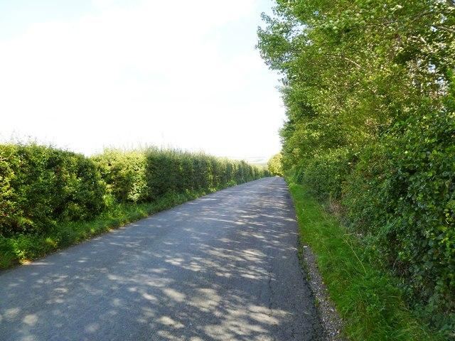 Ford, Roman road