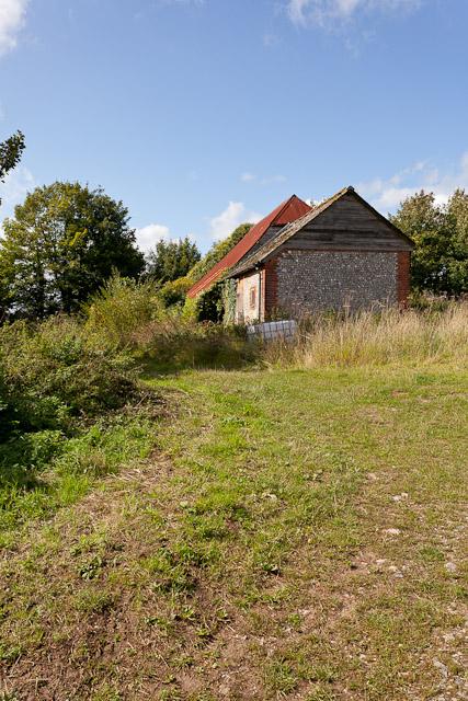 Hydes Barn, Fawley Lane