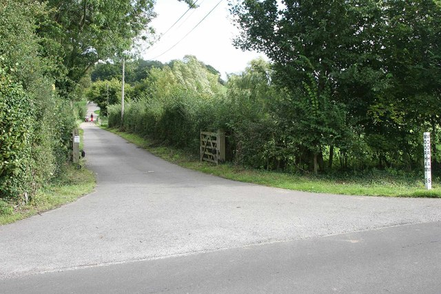 Nr Mapledurwell, Hampshire