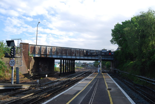 North St bridge