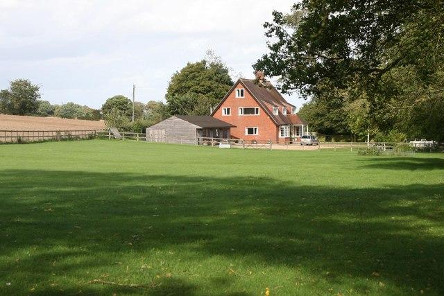 Weston Corbett, Hampshire
