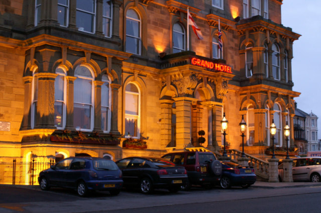 Grand Hotel, Tynemouth