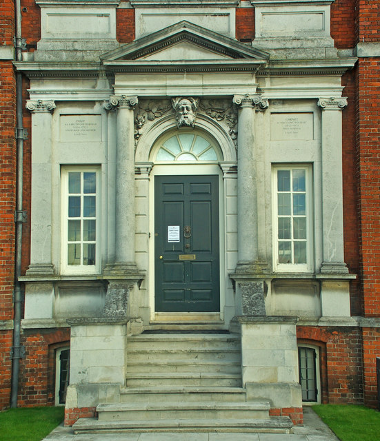 Entrance, Ranger's House, Greenwich