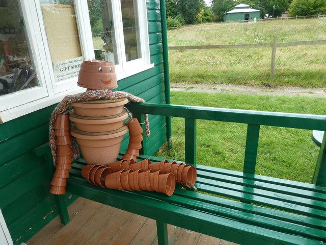 COAM 11: flowerpot man