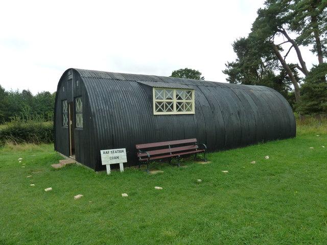 COAM 21: Nissen Hut