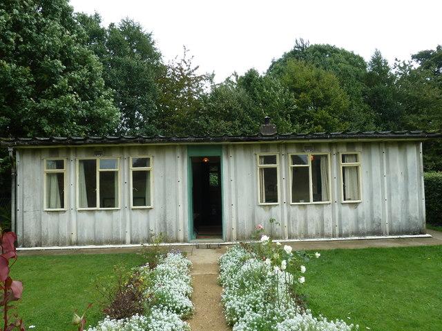 COAM 22: prefabricated hut