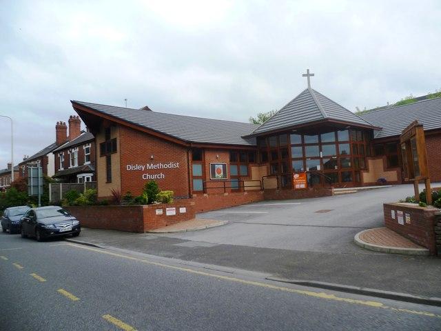 Disley Methodist Church