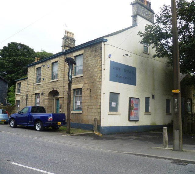 The Swan - Now Closed Down