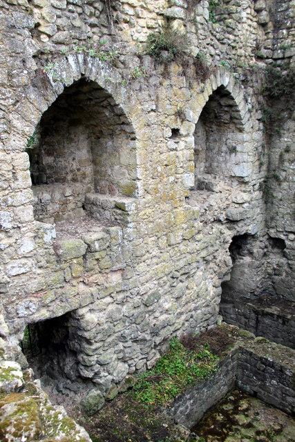 Barbican, Leeds Castle, Kent
