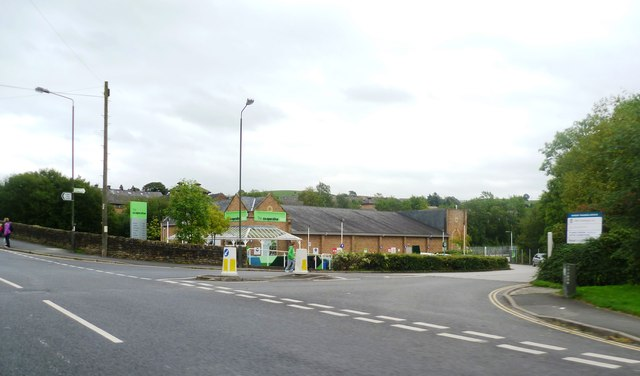 Co-operative Supermarket - New Mills
