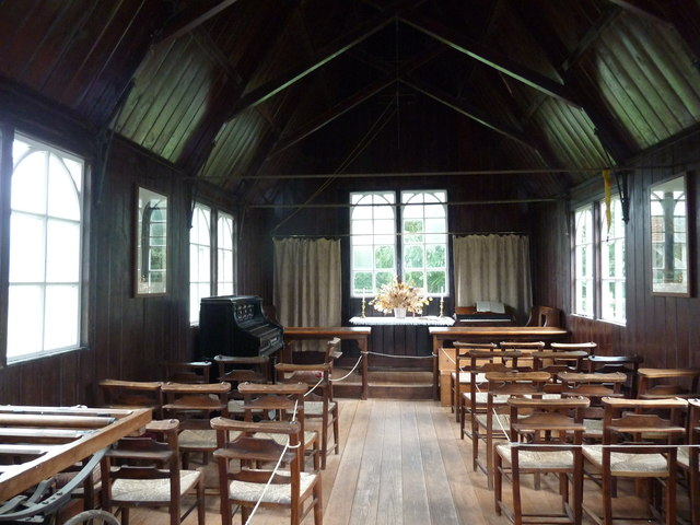 COAM 44: inside the chapel
