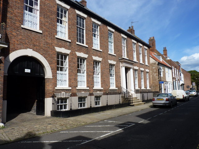 The Convent of Mercy, Old Town High Street