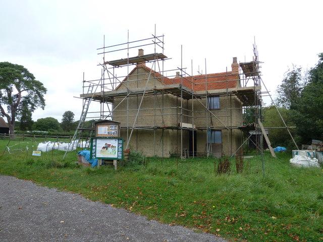 COAM 49: building under construction