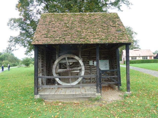 COAM 50: wooden wheel