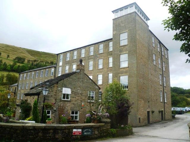 Clough Mill - Little Hayfield