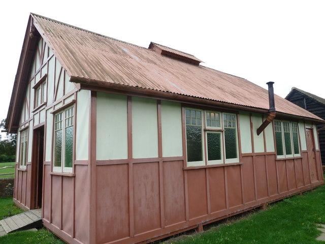 COAM 57:  the old schoolroom