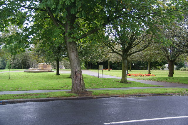 Garden of Remembrance, Horwich