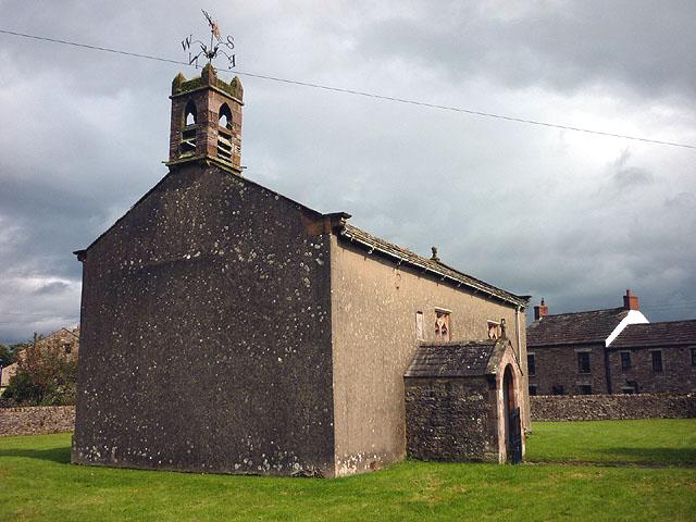 Former Church of St Luke, Soulby