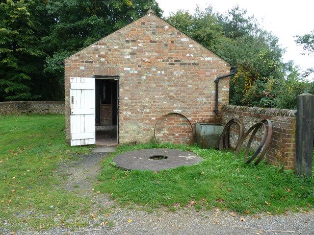 COAM 62: looking towards the blacksmiths