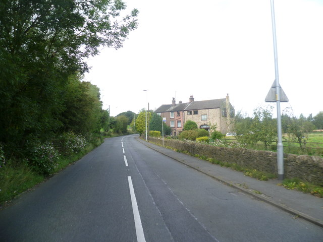 Woodend on B6101